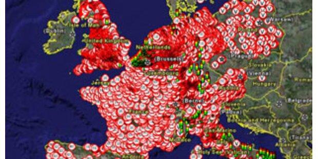 Ihr Radarfallen-Atlas mit Listen