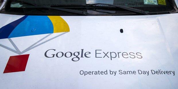 Google erweitert seinen Lieferdienst