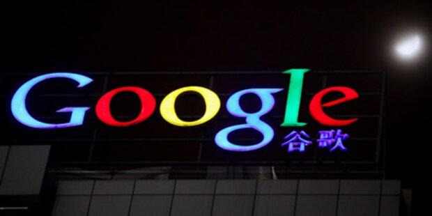 Google: China blockiert Handy-Dienste