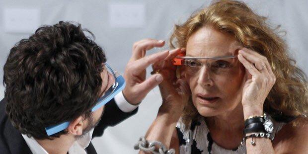Google verschenkt Datenbrille Glass
