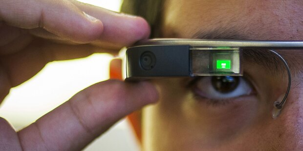 Datenbrille: Google bringt neues Modell