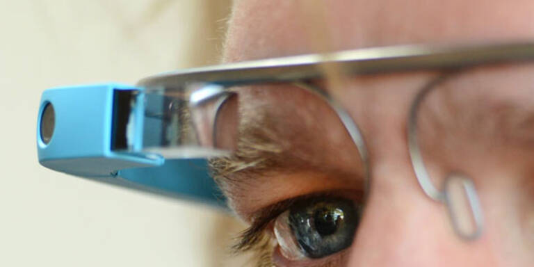 Mit Google-Brille im Kino: Festnahme