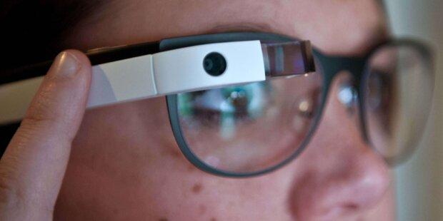 Google-Brille beim Autofahren gefährlich