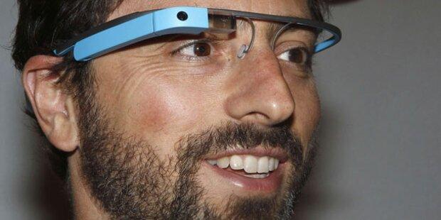 Google will Datenbrille in USA bauen