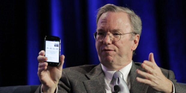 Neues Google-Handy