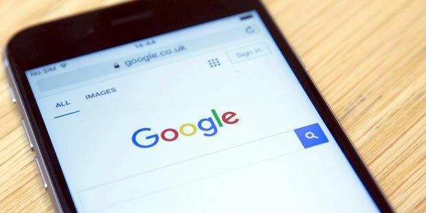 Auch Google startet ein