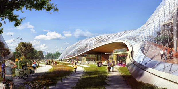 Google plant gigantisches Hauptquartier