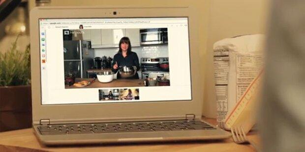 Google: Problemlösung im Videochat