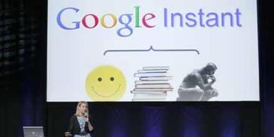 """""""Google Instant"""" revolutioniert Web-Suche"""