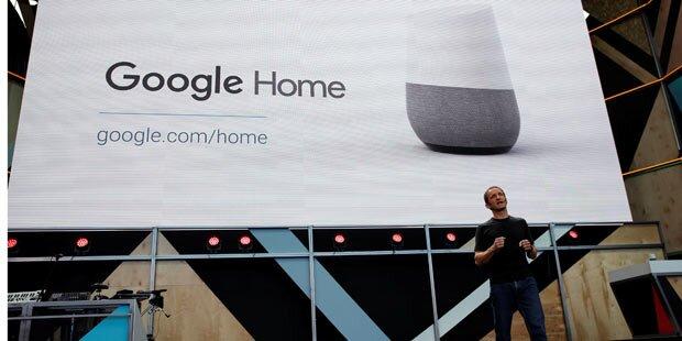 Google I/O: Vollangriff in allen Bereichen