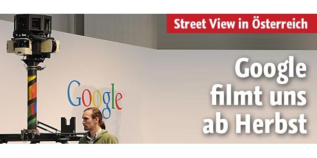 Google filmt uns ab Herbst