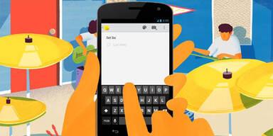 """Google startet neue Notiz-App """"Keep"""""""