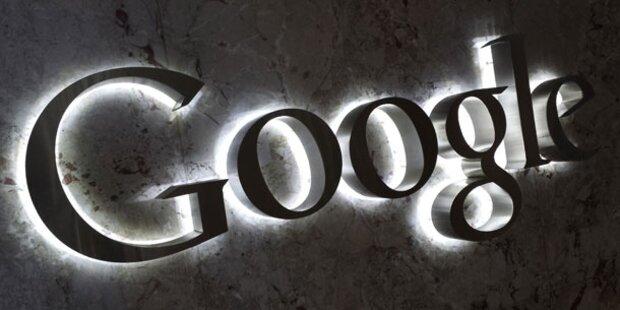 Google verschlüsselt Internet-Suche