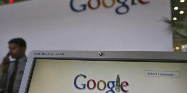 Protest gegen Googles neuen Datenschutz