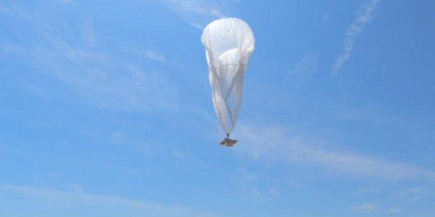 Google-Ballon