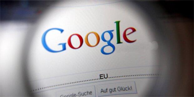 Google stockt seine