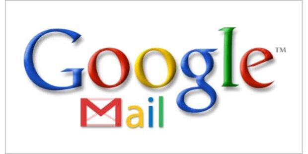 Google Mail erneut mit Problemen