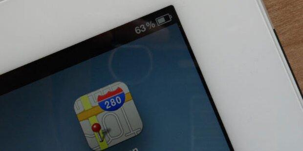 Google Maps vorerst nicht als App für iOS 6