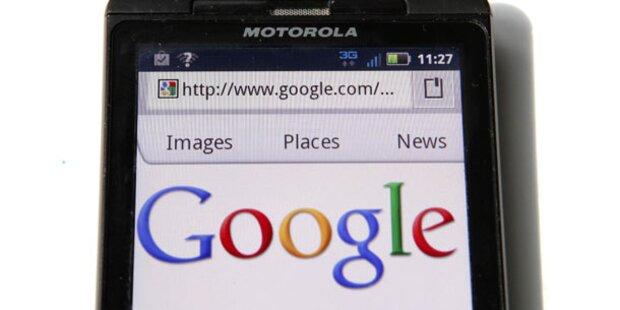 Google darf Motorola