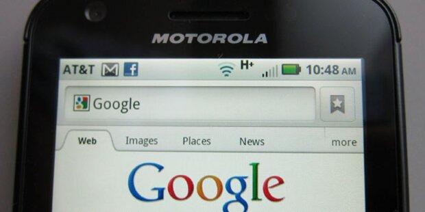 Google darf Motorola übernehmen