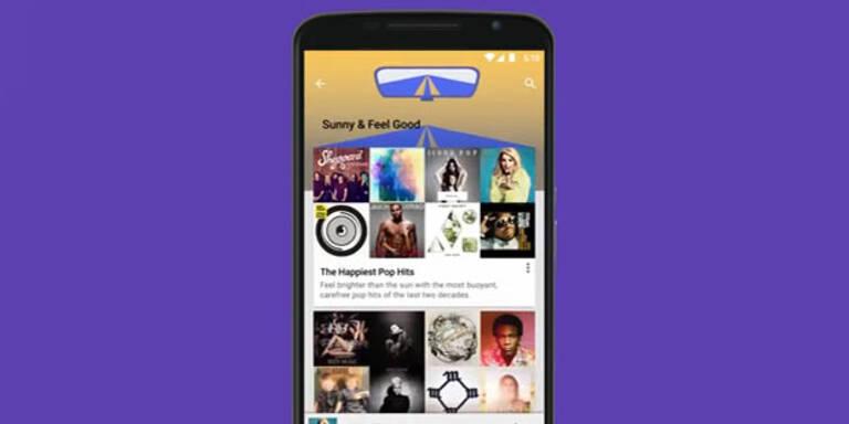 Google startet Gratis-Musik-Streaming