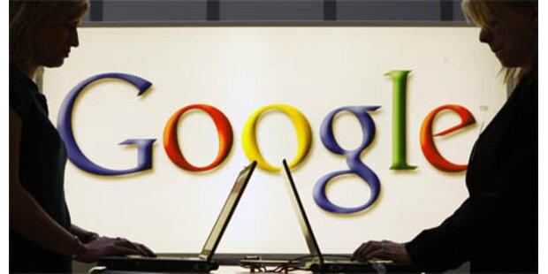 Kartellamt startet Verfahren gg Google