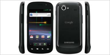 Googles Nexus Prime kommt im Oktober