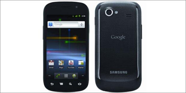 Nexus Prime mit echtem HD-Display?