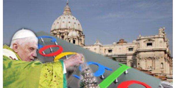 Vatikan schließt Vertrag mit Google ab