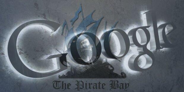 Google verweigert The-Pirate-Bay-Sperre