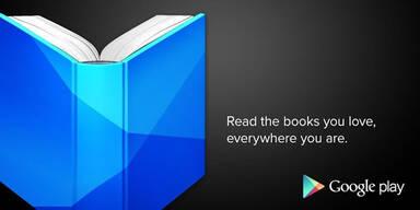 Google verkauft E-Books in Österreich