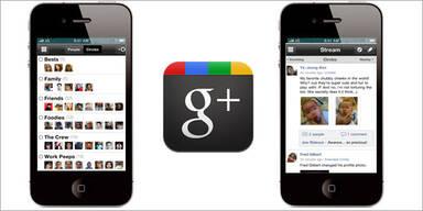 Google+ ist weiter auf dem Vormarsch