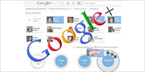 Google+: Der große Hype ist vorbei