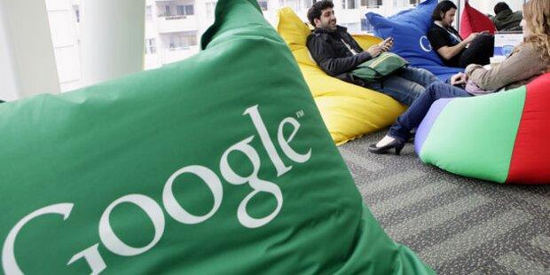 Google für Österreicher unentbehrlich