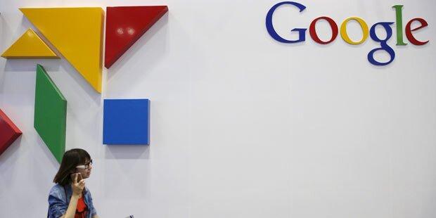 Google stellt komplett auf grünen Strom um