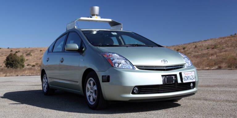 Kalifornien erlaubt fahrerlose Autos