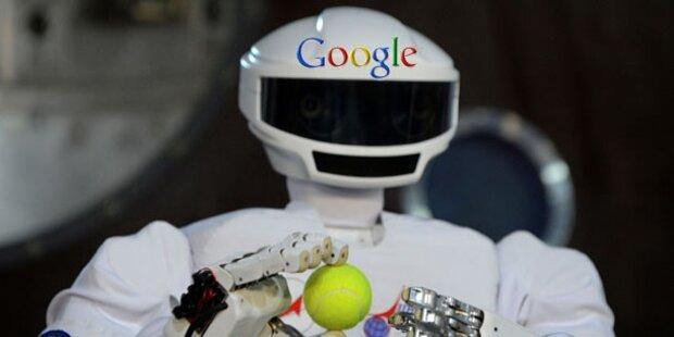 Android-Erfinder baut Roboter für Google