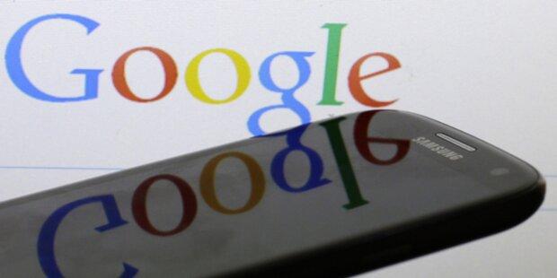 Google plant Verfahren für Löschanträge