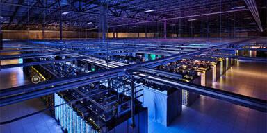 Google-Rechenzentrum in Dänemark