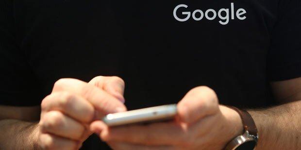 Google bringt Handys das Sehen bei