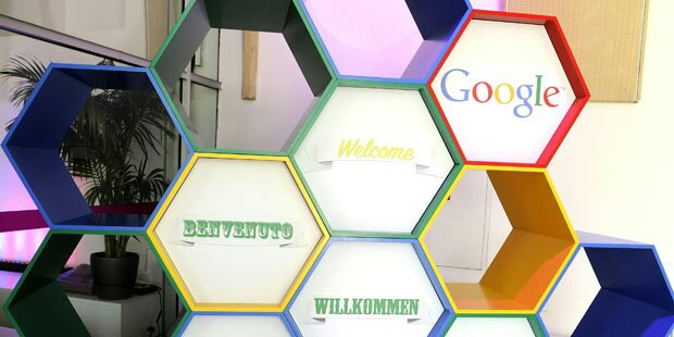 Google pusht europäische Start-ups