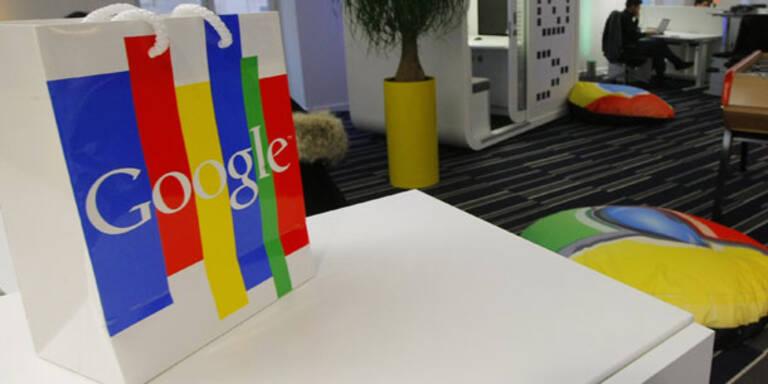 Markenwert: Google zieht an Apple vorbei
