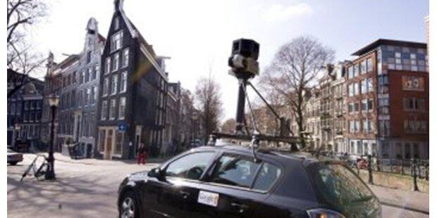 Grünes Licht für Google-Street-View?
