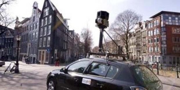 Neuer Streit um Google Street-View