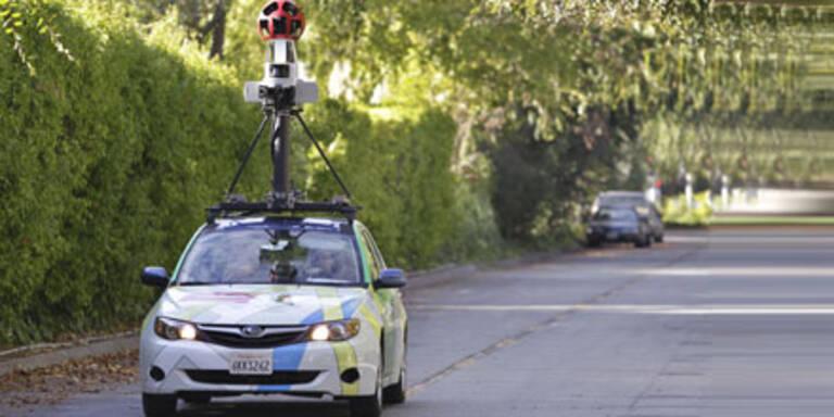Google Street View-Start weiter offen