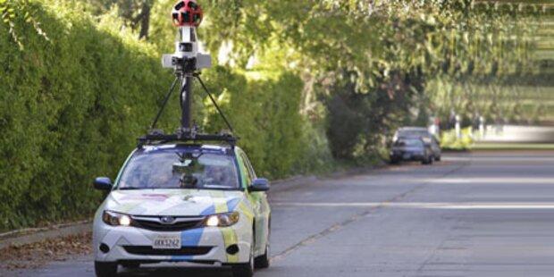 Google bringt Street View nach Österreich