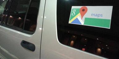 """Polizei blamiert sich mit """"Google-Auto"""""""