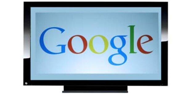 Google: Neue Suche nach TV-Programmen