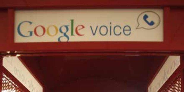 Google startet Gratis-Telefoniedienst