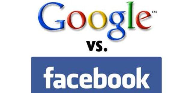 PR-Aktion: Facebook wollte Google anpatzen